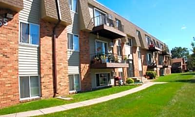 Woodlawn Terrace Apartments, 1