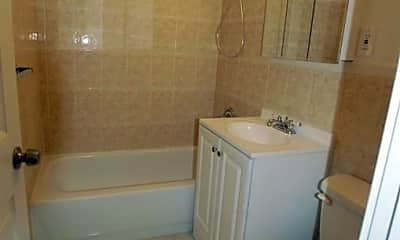 Bathroom, 633 Old Post Rd 2-3, 1
