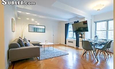 Living Room, 19 E 36th St, 0