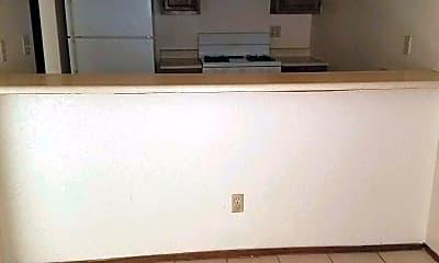 Kitchen, Woodcrest Apartment Homes, 2