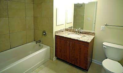 Bathroom, Erie Harbor Apartments, 2