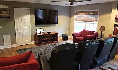 Living Room, Campus Trace at Elon, 2