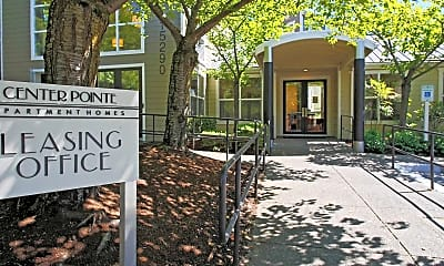 Leasing Office, Center Pointe Apartments, 2