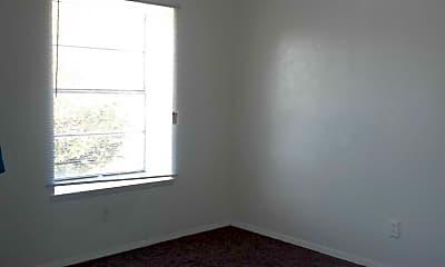 Bedroom, Cottonwood Apartments, 2