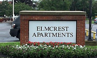 Elmcrest Apartments, 1