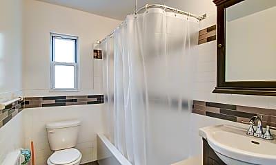 Bathroom, Orchard Gardens, 2