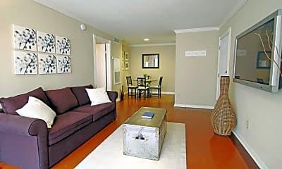 Living Room, Magnolia Court, 0