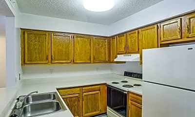 Kitchen, Sand Ridge Apartments, 2
