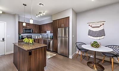 Kitchen, Vela on OX Apartments, 1