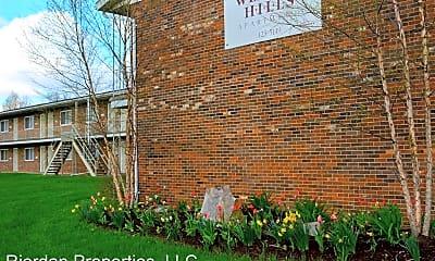 Community Signage, 1146 Western Hills Dr, 1