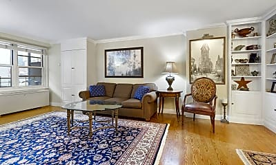 Living Room, 305 E 24th St 10-A, 2