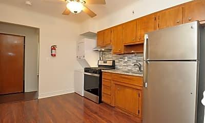 Kitchen, 282 Delano Pl 2, 1