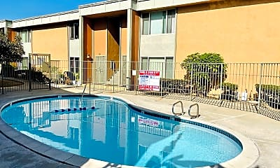 Pool, 900 Palm Ave, 0