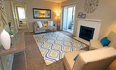 Living Room, The Hills, 2
