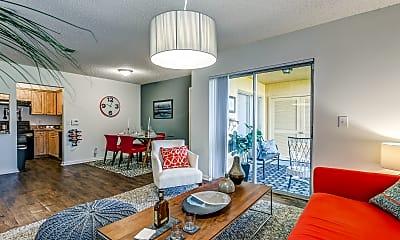 Living Room, Advenir at Banyan Lake, 1