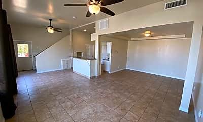 Living Room, 516 Grant Terrace, 1