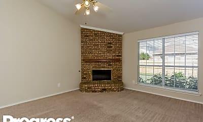Living Room, 222 Browning Ln, 1