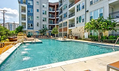 Pool, The Parc at White Rock Apartments, 0