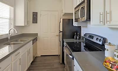 Kitchen, Burnsville Parkway Apartments, 1