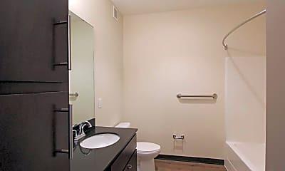 Bathroom, Hot Metal Flats, 2