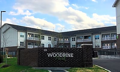 Building, The Residences at Woodbine Park, 2