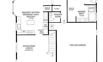 Building, 4364 Belcarra Ct, 1