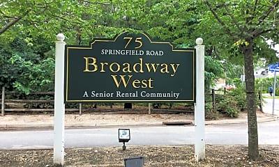 Broadway West, 1