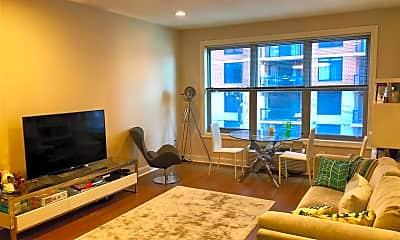 Living Room, 100 Marshall St 211, 0