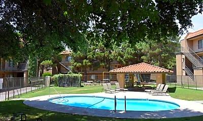 Pool, Album Park Apartments, 1