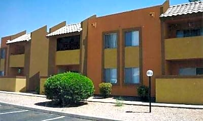 Building, Canyon Springs, 2