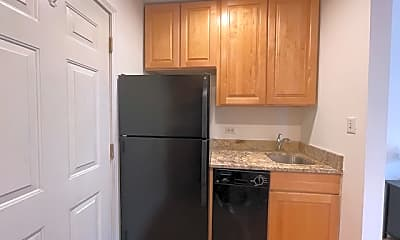 Kitchen, Wrightwood and Orchard, 1