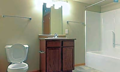 Bathroom, Cedarbrooke Place Apartments, 2
