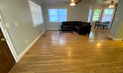 Living Room, 1516 Geddes Ave, 1