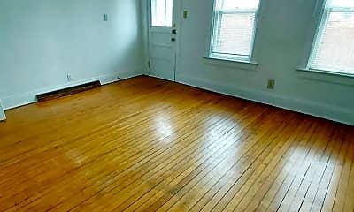 Living Room, 1235 Cherry St, 2