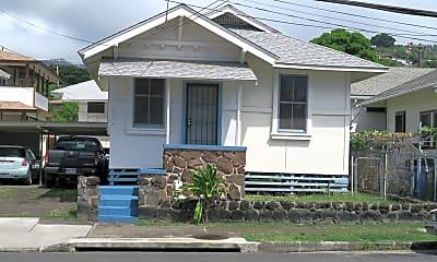 Building, 2018 Pauoa Rd, 0