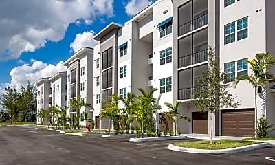 Building, Cottonwood West Palm Apartments, 1