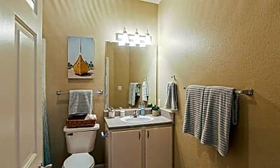 Bathroom, Marina Pointe, 2