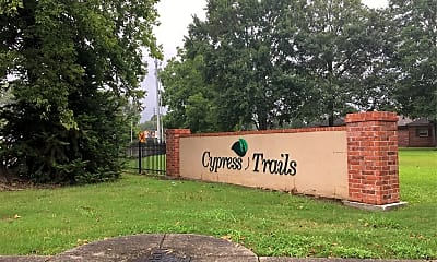 Cypress Trails, 1