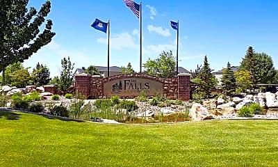 Community Signage, The Falls at Canyon Rim, 2