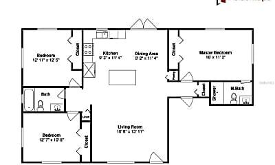 1529 Culverhouse Dr, 2