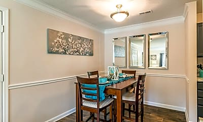 Dining Room, Deep River Pointe, 1