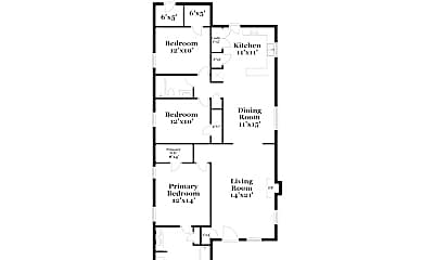 Building, 1028 Washington Dr, 1