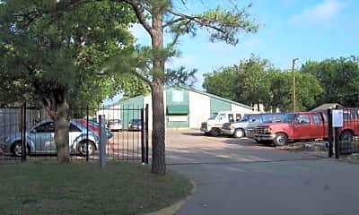 Building, 406 N Oak St, 0