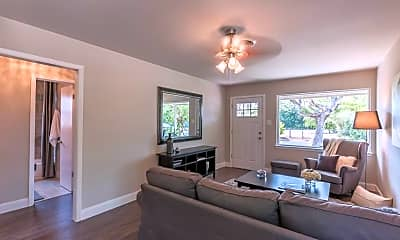 Living Room, 7711 Watson St, 0