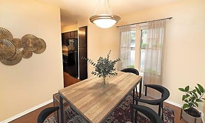 Dining Room, The Hub, 1