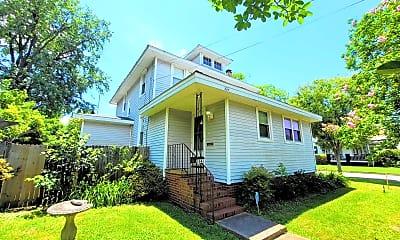 Building, 3641 Nottaway street, 1
