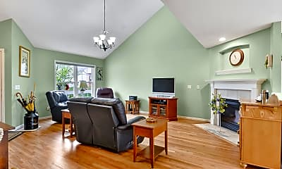 Living Room, 4020 Inverness Rd, 1