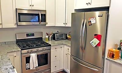 Kitchen, 249 Summer St, 1