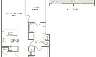 3330 Oak Grove Ave 707, 2