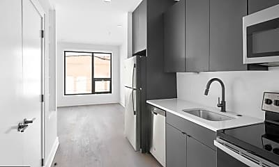 Kitchen, 973 Frankford Ave 207, 1